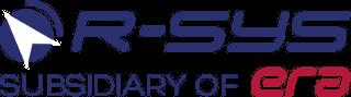 R-SYS SUBSIDIARY OF ERA logo
